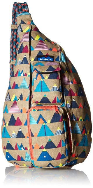 He Kavu Rope Bag Has So Many Uses It S A Durable Day Pack You Can Use On The Trail Or Around Town And Perfect Travel Companion